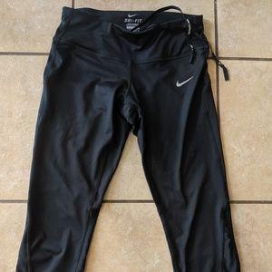 Nike racer cropped leggings